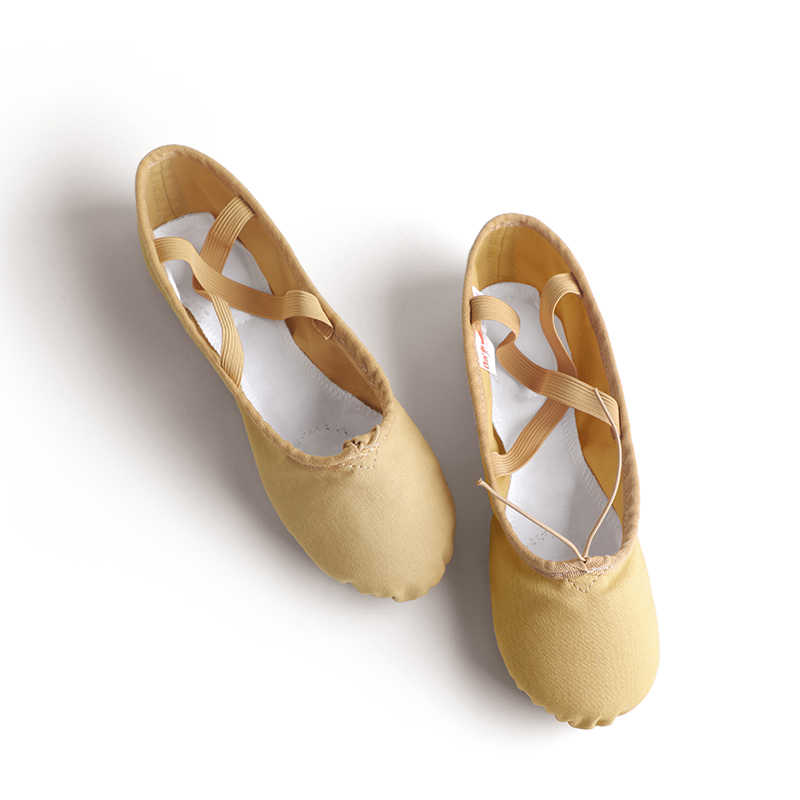 Женские парусиновые балетки для танцев; Балетки; Тапочки для взрослых; Детские танцевальные Тапочки
