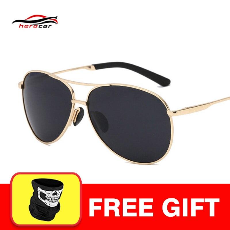 Moto Occhiali Uomini Occhiali Da Sole Moto Occhiali Da Sole Polarizzati Retro Occhiali Da Sole Vintage Rotonda UV400 Motocross Occhiali di Guida Occhiali Equitazione