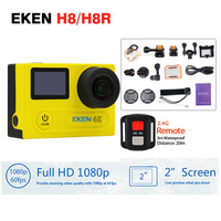 Ultra HD 4 K H8 H8R Camera 4K WiFi 1080P Mini Sport Action Camcorder 2 0LCD