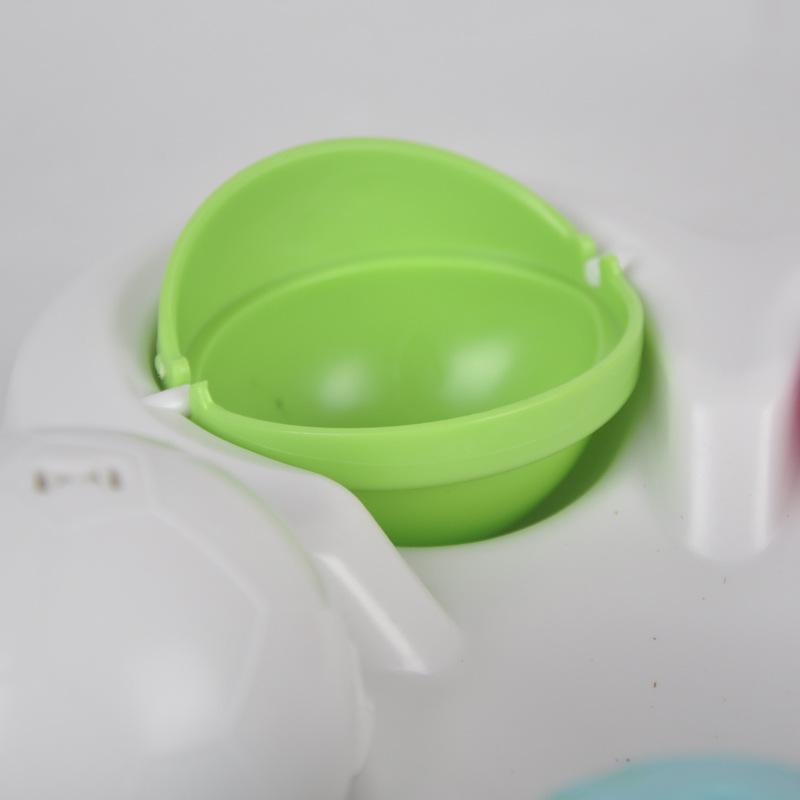 Petshy New Dog Toys Pet Puppy Cat IQ Educational Toys Slow Feeding Food Bowl Anti Choke Feeder Dogs Interactive Training Tool in Dog Toys from Home Garden