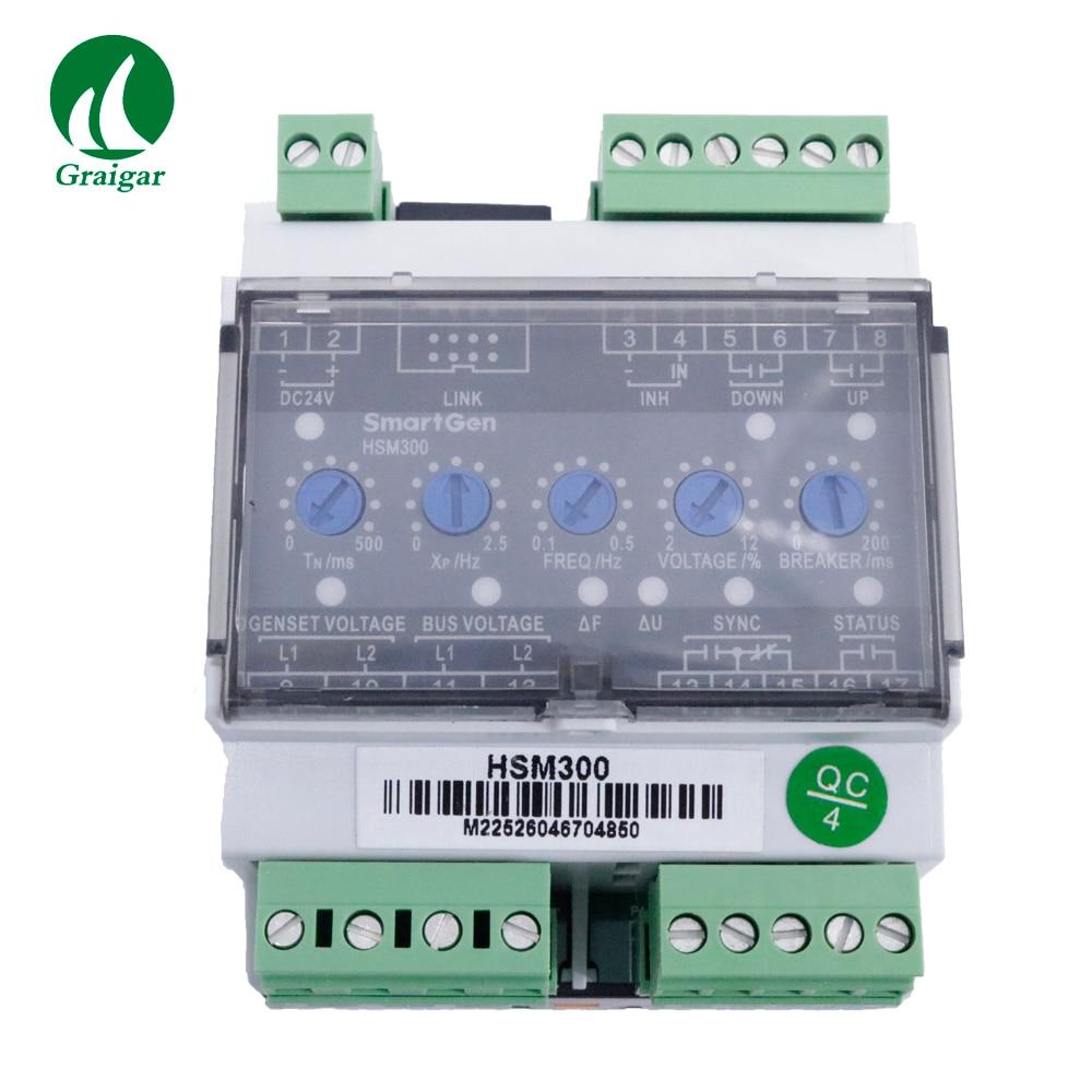 HSM300 синхронный модуль дизайн для генератора автоматический параллельный 35 линейная направляющая