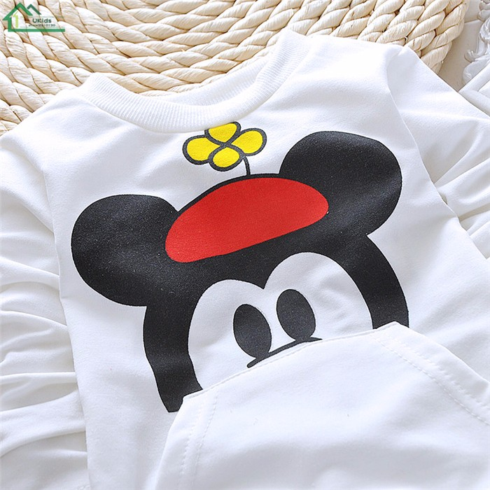 mickey mouse kids boys clothes set02