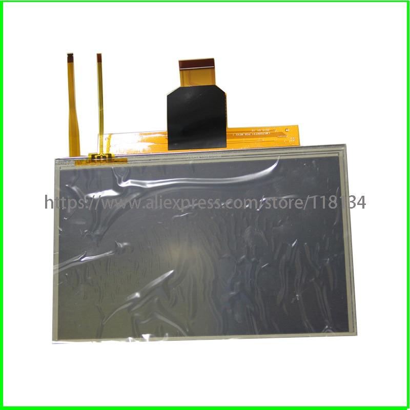 Original 7 ''LMS700KF23 LMS700KF23-002 LMS700KF23-006 LMS700KF23-003 LED panneau d'affichage À écran LCD avec écran tactile pour voiture GPS
