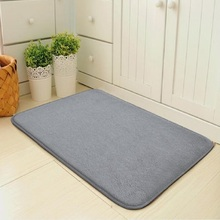 Prosty nowoczesny dywan drzwi wejściowe mata podłogowa wycieraczka do butów sypialnia foyer podłoga chłonna mata łazienka mata kuchenna