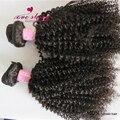 Extensão de grampo de cabelo humano ins grampo de cabelo natural crespo afro crespo 100 g/set clipe ins cabelo humano virgem cabelo crespo extensão
