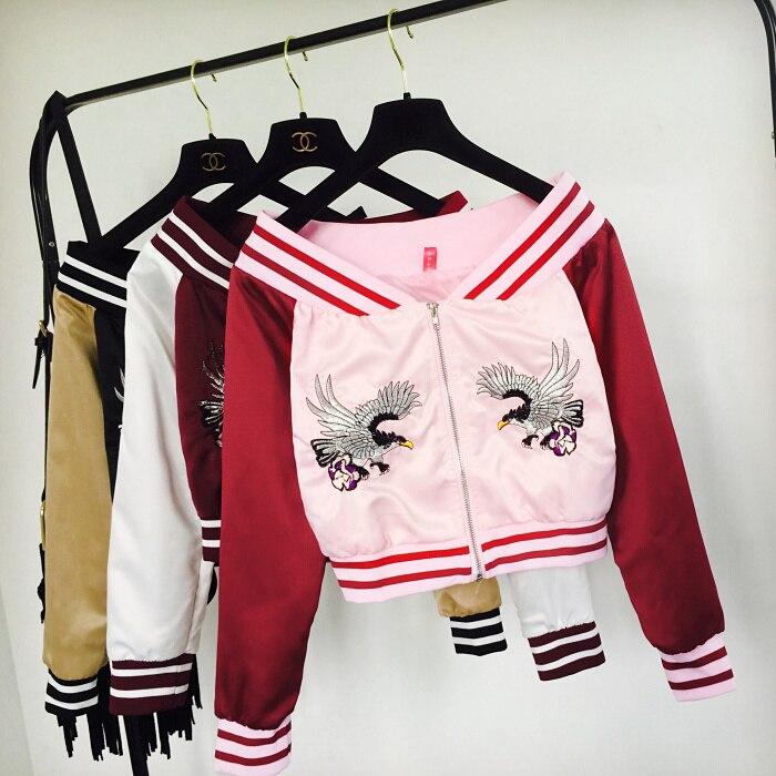 b857a997b75f Short Jacket Coats Women Spring Autumn New Design Sexy Slash Neck ...