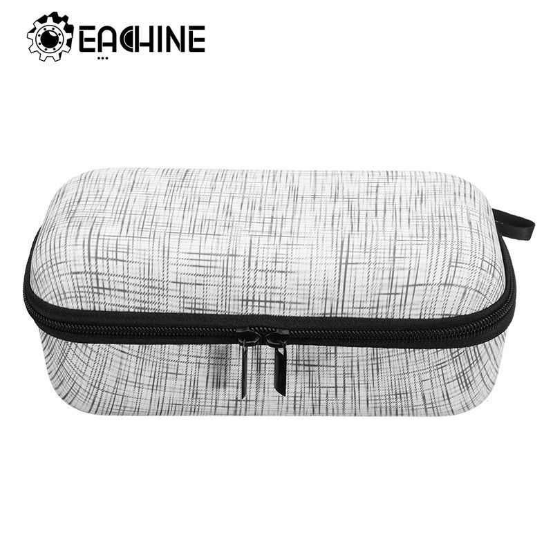 Eachine EV100 Goggles Zipper Case Carry Bag Protective Box Portable Travel Storage For RC FPV Racing Camera Drone Accessories