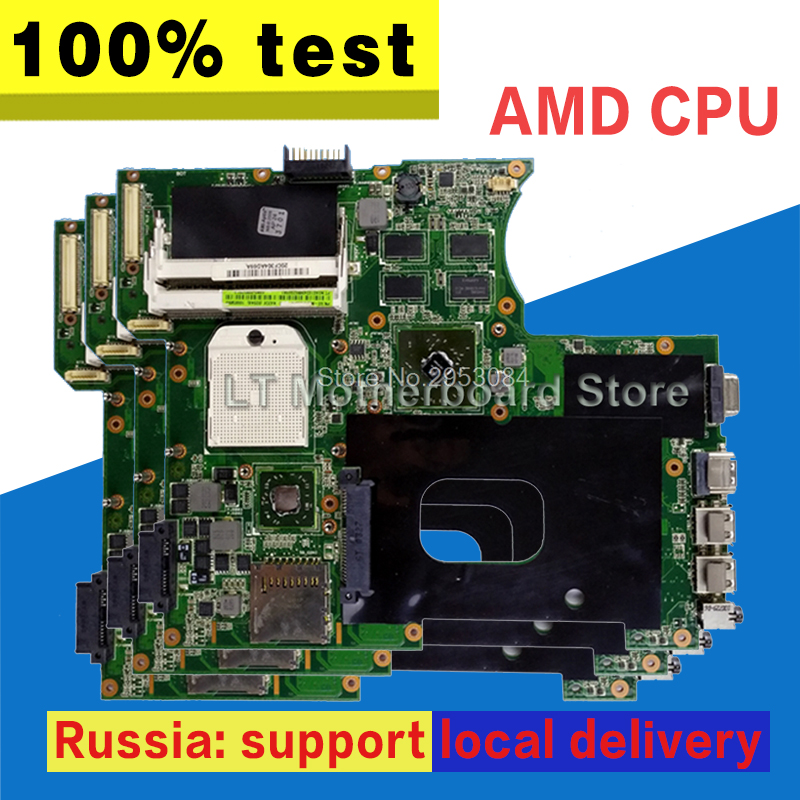 K42D Motherboard 4 Memory 512M For ASUS K42DR K42D K42DE A42D Laptop motherboard K42D Mainboard K42D Motherboard test 100% OK k42jb laptop motherboard for asus 4 memory 512m non integrated 100