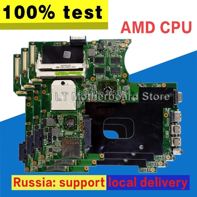 K42D płyta główna 4 pamięci 512 M dla ASUS K42DR K42D K42DE A42D laptopa płyty głównej płyta główna w K42D płyty głównej płyta główna K42D płyta główna test 100% OK w Płyty główne od Komputer i biuro na AliExpress - 11.11_Double 11Singles' Day 1