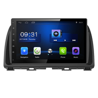 Quad Core Android 8.1 1G RAM Car Radio for Mazda Atenza 2014 with GPS Navigation steering wheel Free map