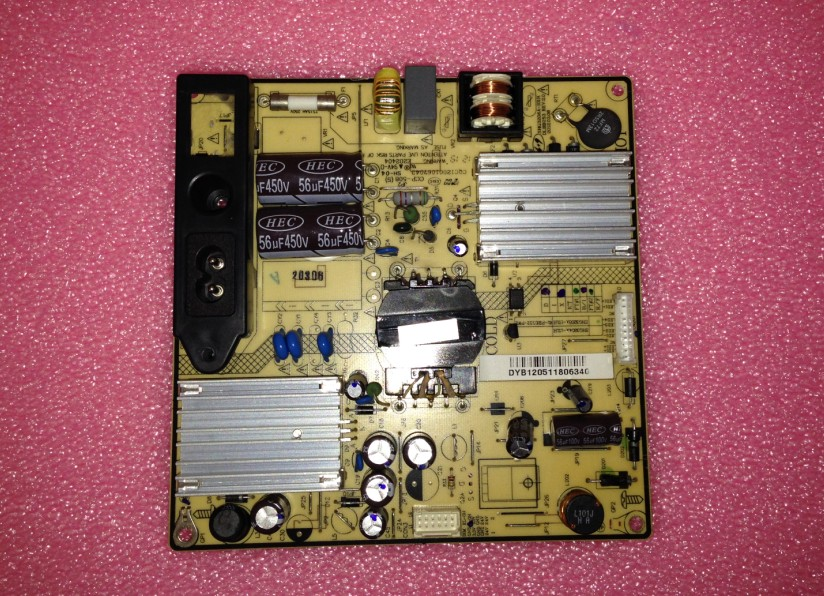 ФОТО Free Shipping>Original 100% Tested Working L32F3320B CCP-508 S [CQC12001067043] SH-04  power supply board