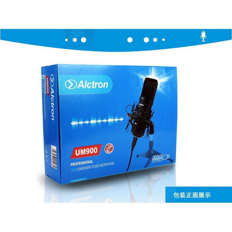 Alctron UM900 პროფესიონალური - პორტატული აუდიო და ვიდეო - ფოტო 6