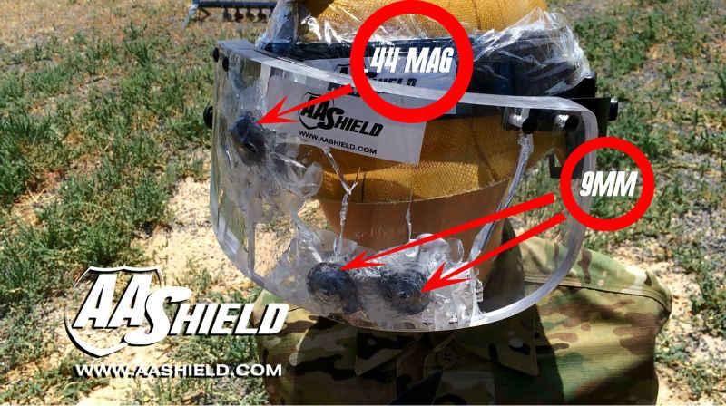 4e549cb5 ... AA Shield Tactical Bulletproof USGI Ballistic Safety Helmet Visor Mask  Body Armor Kit Aramid Core Lvl ...