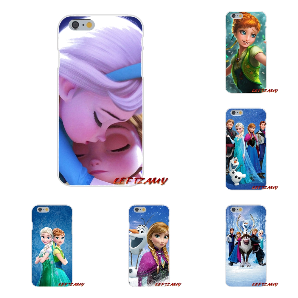 La Reine Des Neiges Pour Transparent TPU Skin Cover For Xiaomi Mi6 <font><b>Mi</b></font> 6 A1 Max Mix 2 5X 6X Redmi Note 5 5A 4X 4A <font><b>A4</b></font> 4 3 Plus Pro image