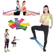 Elastic Resistance Yoga Belts for Pilates