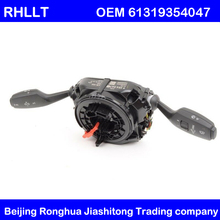 NEW Genuine for BMW SZL Indicator Stalks F07 F10 F06 F12 61319354047 steering wheel Combination switch steering Spiral Cable