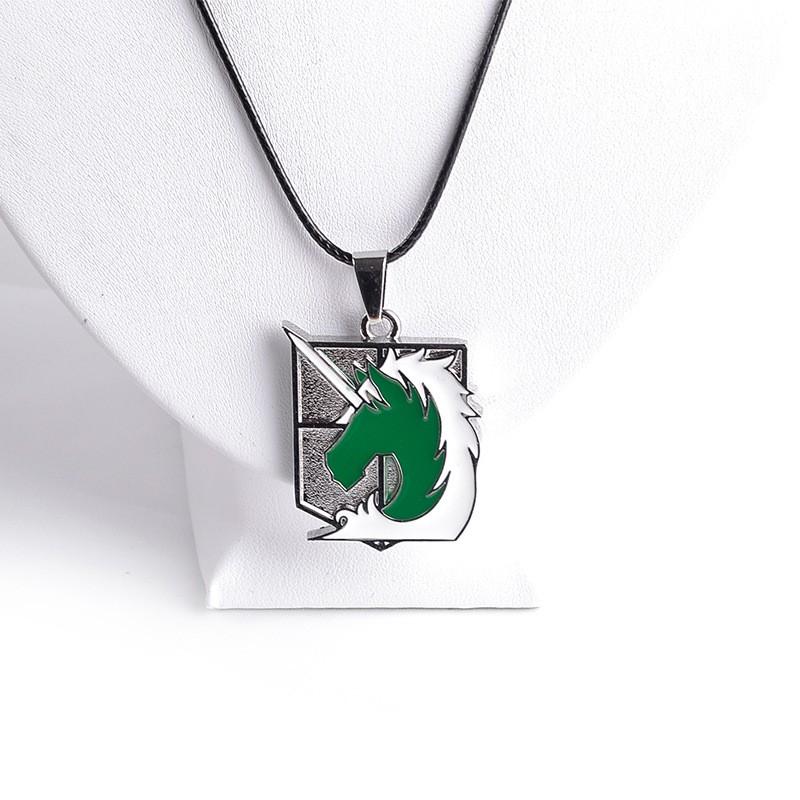 Attack on Titan Emblem Necklaces 8