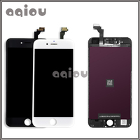 20Pcs Lot LCD Display Touch Screen For IPhone 6 6Plus Assembly With Digitizer Glass DHL Free