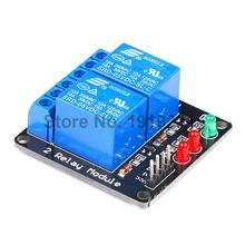 1PCS 2 Channel 5V Relay Module Low Level Trigered for Arduino PIC AVR ARM