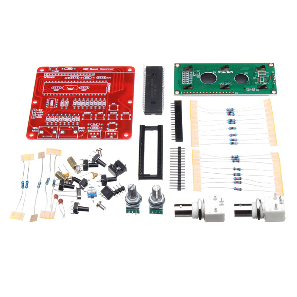 Factory Price Orignal Hiland DDS Function Signal Generator Module DIY Kit Pulse Sine Wave