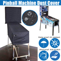 Pinball Machine Cover Dustproof Waterproof Anti UV Outdoor For Wedgehead Gottlieb 80Bally Widebody 90/70/80s Pinball Parts
