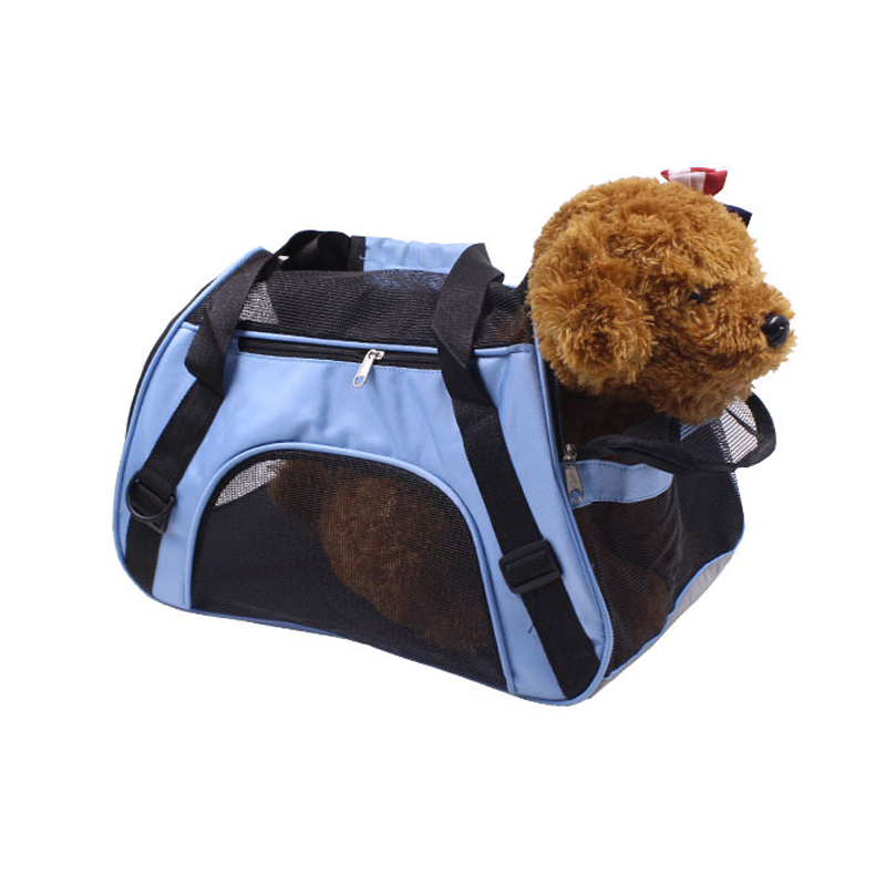 Outdoor Dog Carrier For Small Dogs Shoulder Bag Backpack Breathable Dog Carriers For Cats Chihuahua Animal Pet Accessories #5