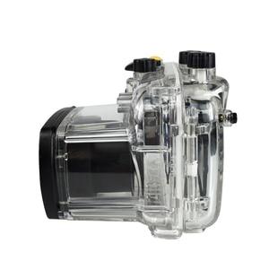 Image 3 - สำหรับ Canon G11 G12 กล้องกันน้ำเคสพลาสติก PC โปร่งใสฝาครอบดำน้ำความลึก 40 เมตรฟังก์ชั่นกล้อง