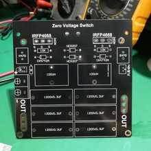 Induction Heating Suite ZVS No Tap Jacob High Pressure Battersla Drive 2 Tube New PCB(China)