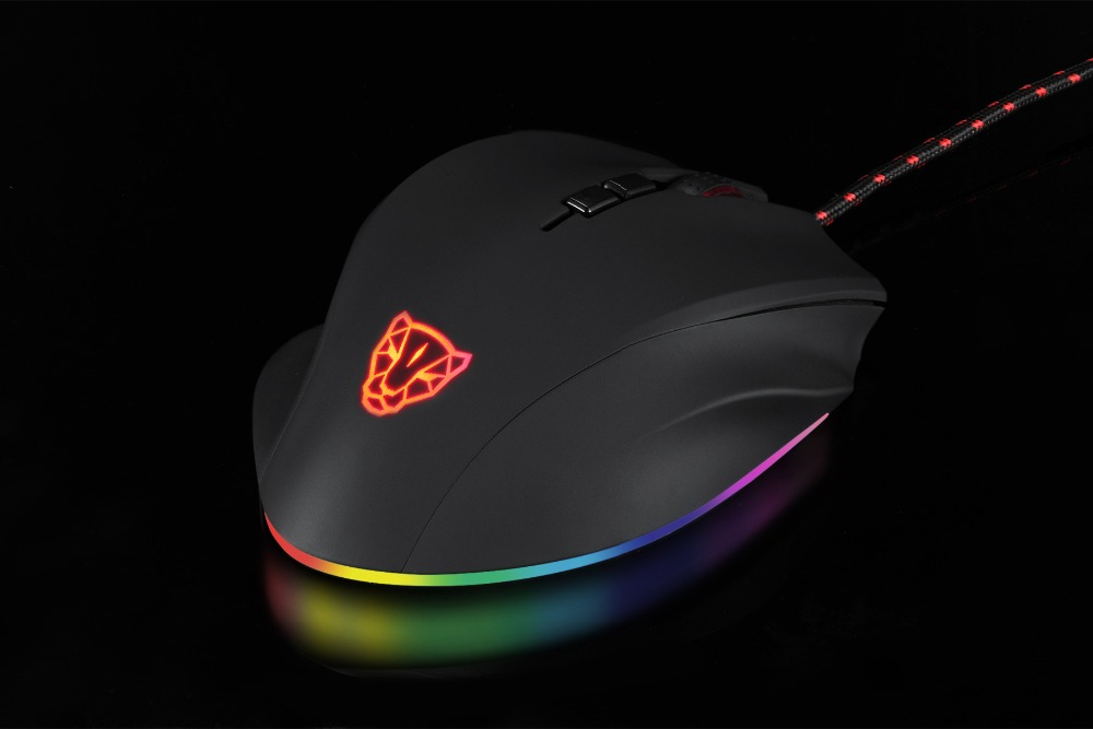 mouse usb computador wried gamer óptico led