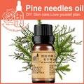 100% Чистый завод эфирные масла хвои масло 10 мл Антибактериальное улучшить бронхиальной ларингит