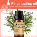100% Pure plant essential oil pine needles oil 10ml Antibacterial improve bronchial laryngitis