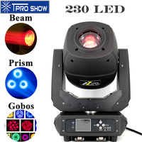 230W Moving Head Beam Wash Spot 3 In 1 LED Lyre Zoom Stage Lighting Effect Professional Dj Equipment Illumination Wedding Club