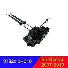 Vorne rechts RH türschloss antrieb für hyundai Elantra HD 2007 2010 813202H040 81320 2H040