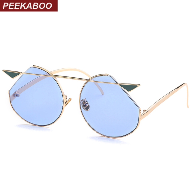 Blue And Yellow Sunglasses  aliexpress com kaboo blue green yellow ocean sunglasses