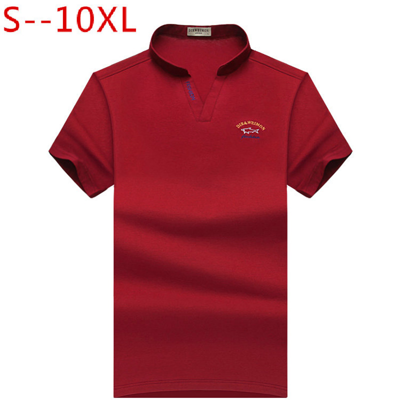 Mens   Polo   Shirt Slim Fit Casual Solid   Polo   Shirts Brand Clothing Short Sleeve Logo   Polo   Wear Plus Size S-8XL
