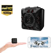 SQ10 100% оригинальная мини видеокамера, мини камера ночного видения Full HD 1080P, записывающая HD камера с датчиком движения, микро USB, камера с инфракрасным видением