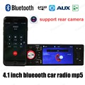 support rear camera 1din Bluetooth Car Radio MP5 Player 4 inch HD screen FM USB / SD AUX in /remote control Stereo