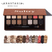 Anastasia beverly hills make up SULTRY Eyeshadow Matte Eye Shadow Glitter Makeup Palette