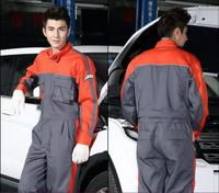 Auto repair work clothes/4s shop washing and repair work wear Spring tooling protective work clothing long sleeved