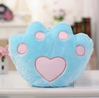 Kawaii Teddy Bear Leg Light Pillow
