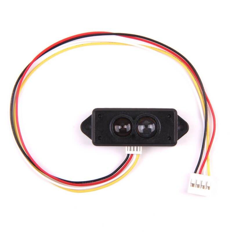 Elecrow TF Mini Module de capteur de télémètre LiDAR à Point unique pour Arduino bricolage pour Distance de Robot