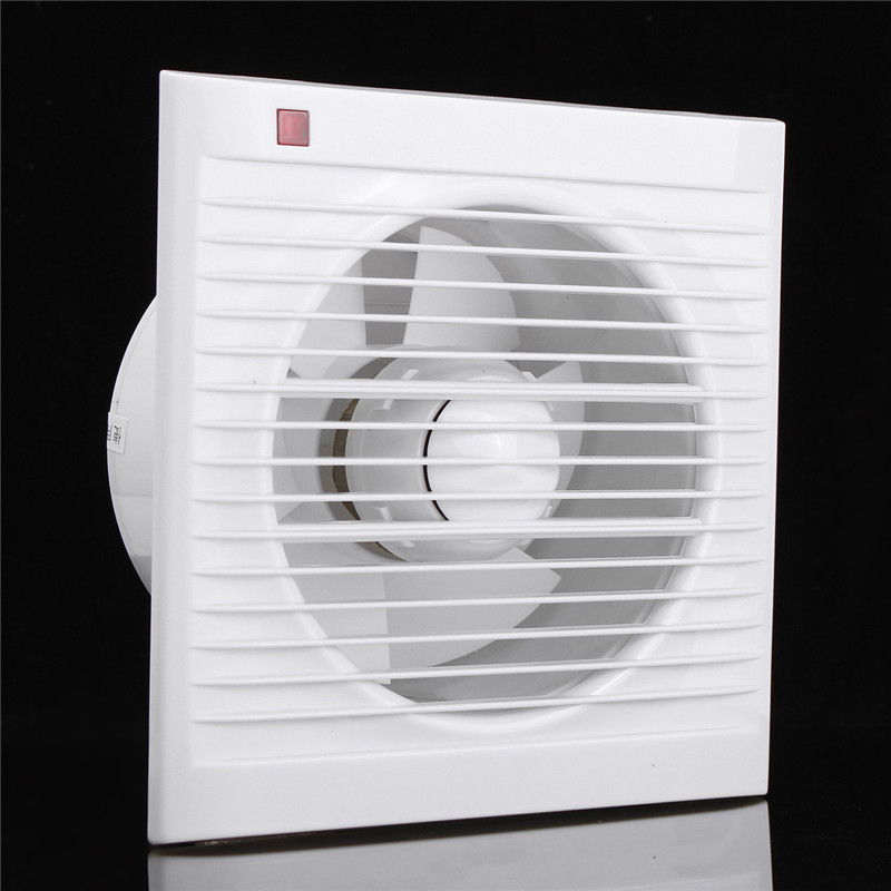 6 Inch Mini Wall Window Exhaust Fan Bathroom Kitchen Toilets Ventilation Fans Windows Installation Newest Hot In Tool Parts From Tools On