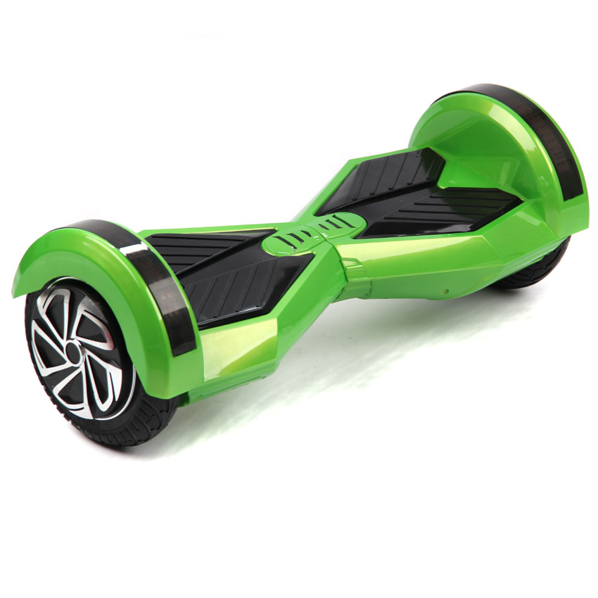 MAOBOOS 6 5 8 inch 2 Wheel Self Smart Balance Scooter Led light EU Plug Electric