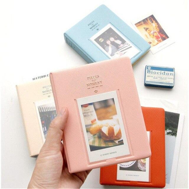 מיני Fotoalbum Photoalbum חתונה בולים מדבקות פולארויד Instax אלבום תמונות ספר אלבום תמונות רעיונות נייר Pochette