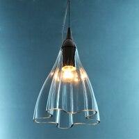 simple European style creative Pendant Lights modern restaurant bedside single head 2 head Butterfly Pendant LU622 ZL66 YM