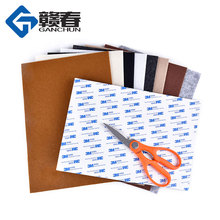 High Viscosity Quality Chair Furniture Protection Felt Pad Freely Crop Stickers Cut Furniture Hardwood Non-Slip Floors Protect