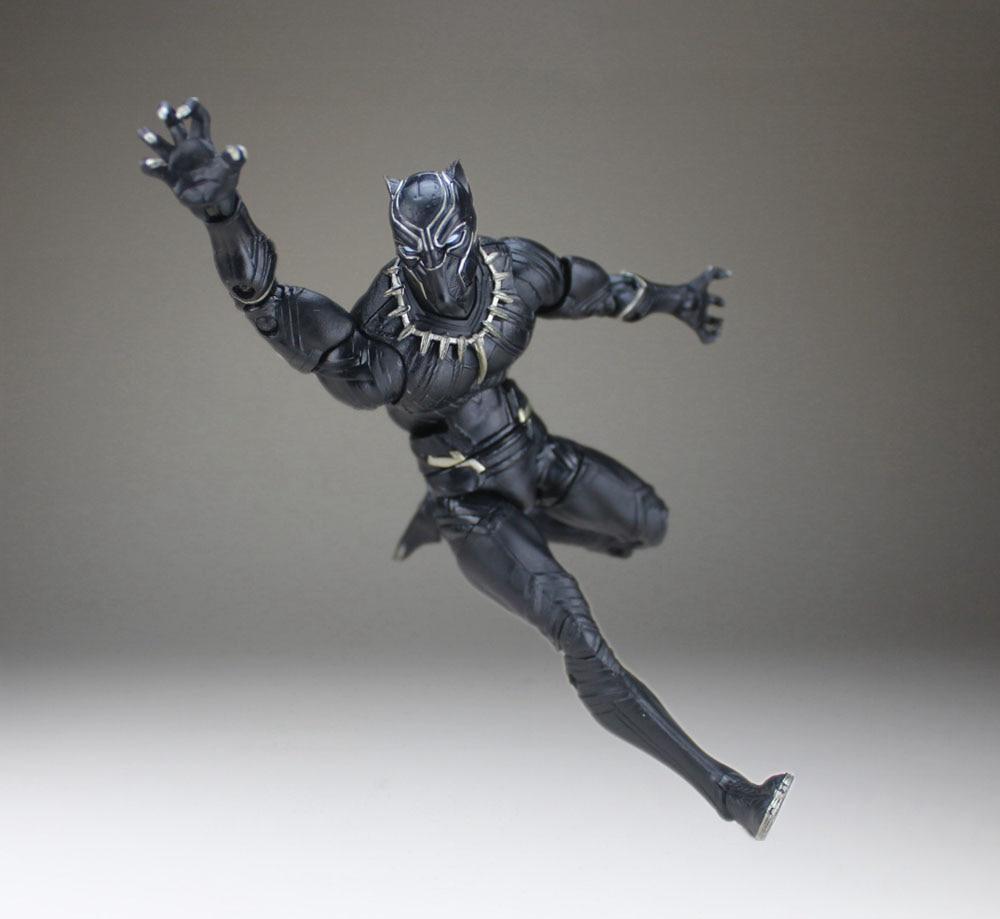 "Image 2 - マーベルレジェンドキャプテンアメリカ南北戦争黒パンサー 6 ""ルースアクションフィギュアaction figuremarvel legends captain americamarvel legends -"