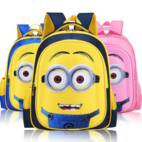 Kids Children Animals Printing Backpack for Girls Boys 3D backpack Animal Design bags ME728
