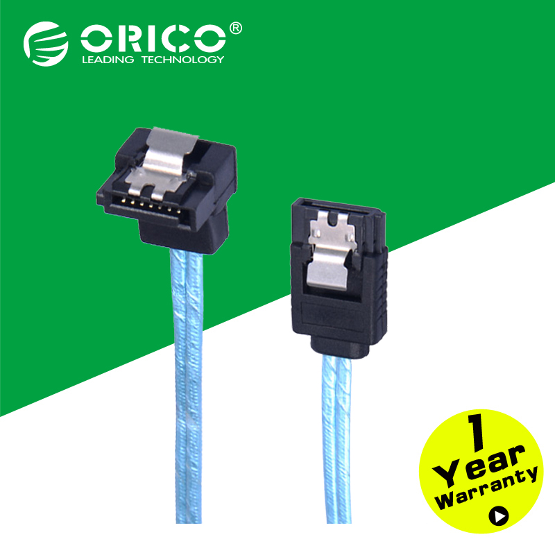 ORICO CPD-7P6G-BA60 Original Two-channel Serial Data Cable SATA3.0 Solid SSD Hard Line