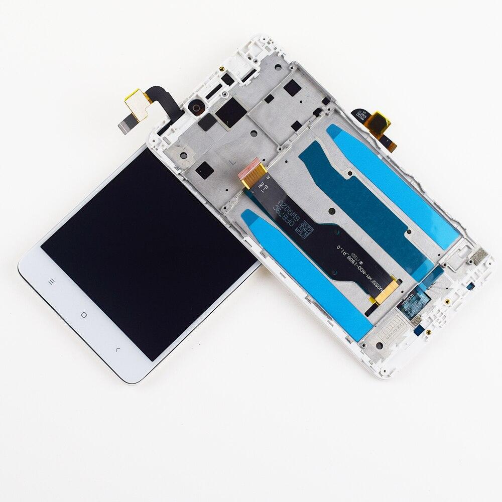 Pour Xiaomi redmi note 4X LCD Affichage à L'écran Tactile Digitizer Assemblée Cadre Pour Xiaomi redmi note 4X Affichage Écran